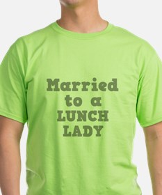 LUNCH LADY.png T-Shirt