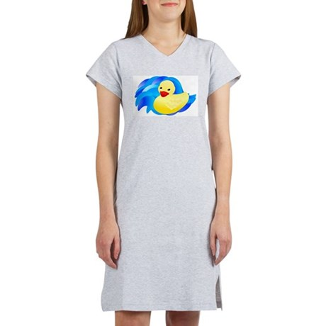 ducky.jpg Women's Nightshirt