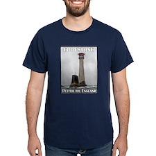 Eddystone Lighthouse T-Shirt