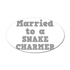 SNAKE CHARMER.png Wall Decal