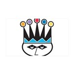 jester.png 35x21 Wall Decal