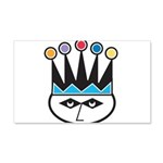 jester.png 20x12 Wall Decal