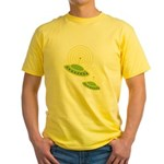 saucers.png Yellow T-Shirt