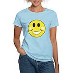 smiley-face.png Women's Light T-Shirt