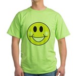 smiley-face.png Green T-Shirt