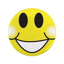 "smiley-face.png 3.5"" Button"