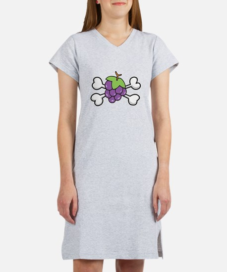 grapes.png Women's Nightshirt
