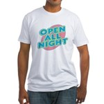 text_open.png Fitted T-Shirt