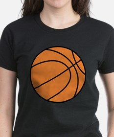 basketball belly.png Tee