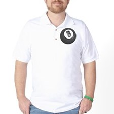 eightball belly.png T-Shirt