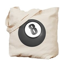 eightball belly.png Tote Bag