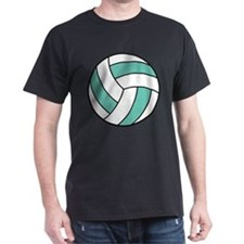 volleyball belly.png T-Shirt