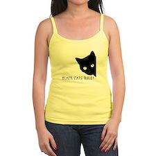 BLACK CATS RULE Ladies Top
