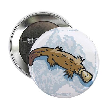 "australian duckbill platypus copy.jpg 2.25"" Button"