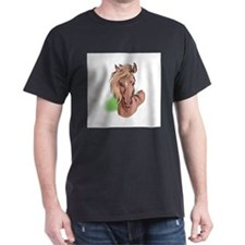 brown horse head copy.jpg T-Shirt