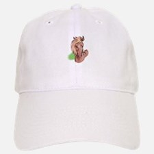brown horse head copy.jpg Baseball Baseball Cap