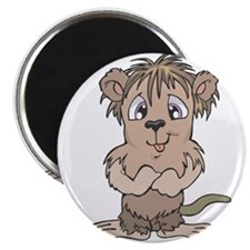 "cute little mole copy.jpg 2.25"" Magnet (10 pack)"