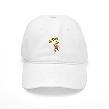 gday kangaroo copy.jpg Baseball Cap