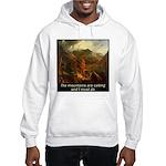 Mountains Calling Hooded Sweatshirt