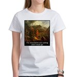 Mountains Calling Women's T-Shirt