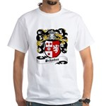 Schober Coat of Arms White T-Shirt