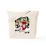 Schober Coat of Arms Tote Bag