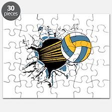 volley ball rip thru copy.jpg Puzzle