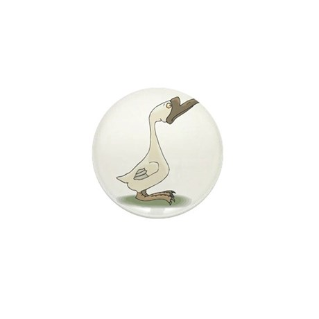 silly goose copy.jpg Mini Button (10 pack)