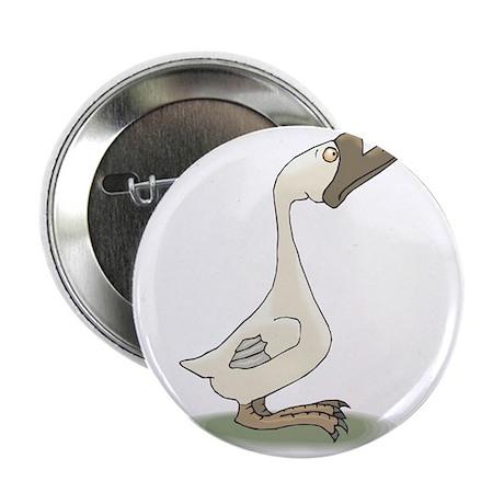 "silly goose copy.jpg 2.25"" Button"