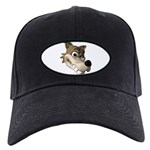 wolf smiling copy.jpg Black Cap