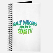 Shake it! Journal