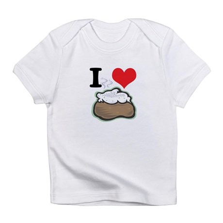 baked potato.jpg Infant T-Shirt