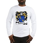 Schlosser Coat of Arms Long Sleeve T-Shirt