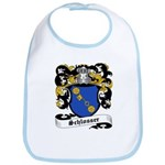 Schlosser Coat of Arms Bib