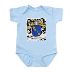 Schlosser Coat of Arms Infant Creeper