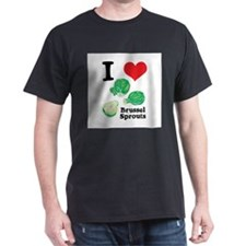 3-brussel sprouts.jpg T-Shirt