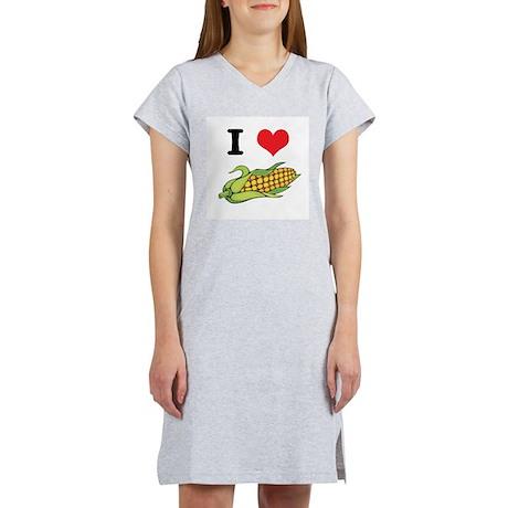 corn.jpg Women's Nightshirt