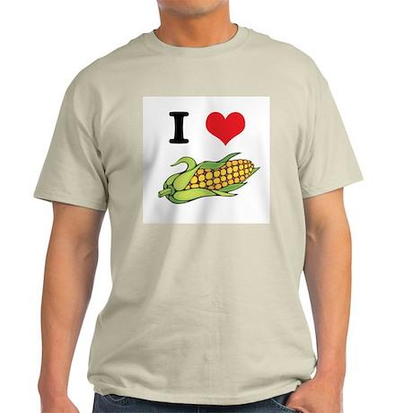 corn.jpg Light T-Shirt