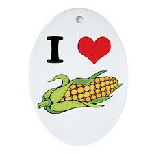 corn.jpg Ornament (Oval)