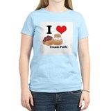 Cream puff Women's Light T-Shirt