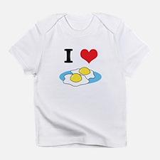 fried eggs.jpg Infant T-Shirt
