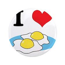 "fried eggs.jpg 3.5"" Button (100 pack)"