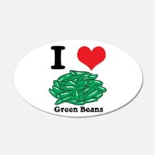 green beans.jpg Wall Decal