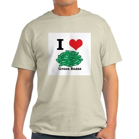 green beans.jpg Light T-Shirt