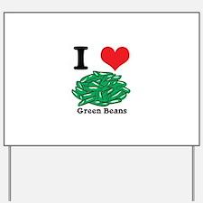 green beans.jpg Yard Sign