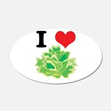 lettuce.jpg Wall Decal