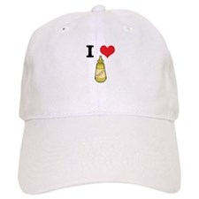 mustard.jpg Baseball Cap