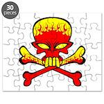 flamingl skull and crossbones copy.png Puzzle