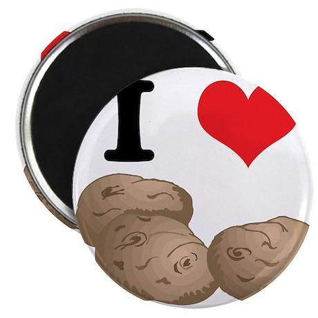 "potatoes.jpg 2.25"" Magnet (10 pack)"