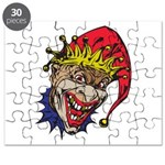 laughing evil clown.png Puzzle